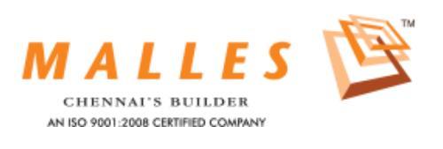 Malles Constructions (P) Ltd.